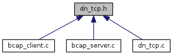 bcap_core: dn_tcp h File Reference