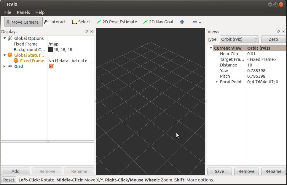 RViz User\'s Guide — RViz 1.9.0 documentation